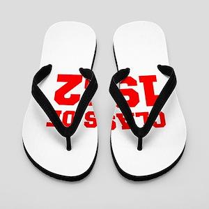 CLASS OF 1982-Fre red 300 Flip Flops
