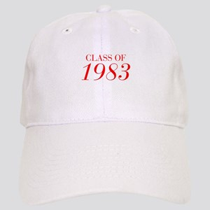 CLASS OF 1983-Bau red 501 Baseball Cap