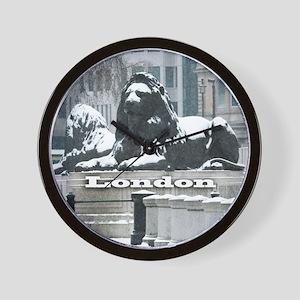 LONDON PRO PHOTO Wall Clock