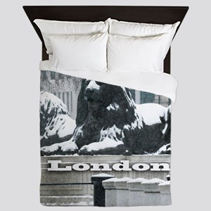 LONDON PRO PHOTO Queen Duvet
