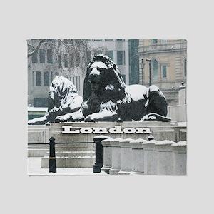 LONDON PRO PHOTO Throw Blanket