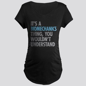 Biomechanics Maternity T-Shirt