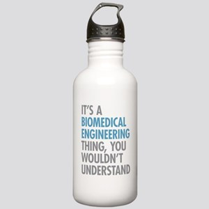 Biomedical Engineering Stainless Water Bottle 1.0L