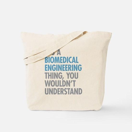 Biomedical Engineering Tote Bag