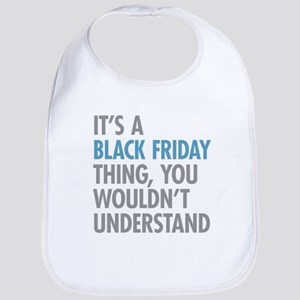 Black Friday Bib