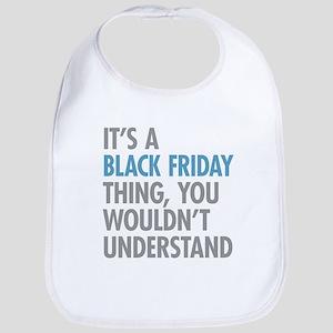 Black Friday Bib