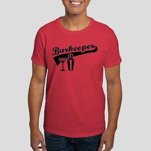Barkeeper bartender Dark T-Shirt