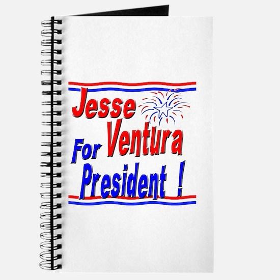 Ventura for President Journal
