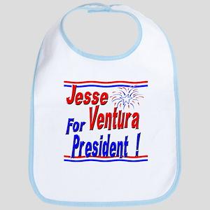 Ventura for President Bib