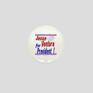 Ventura for President Mini Button