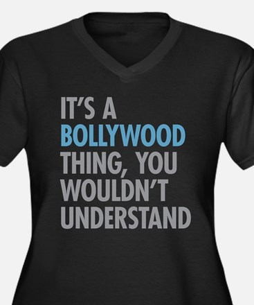 Bollywood Thing Plus Size T-Shirt