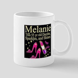 DAZZLING 55TH Mug