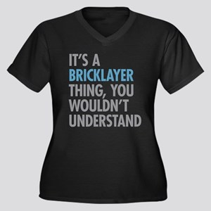Bricklayer Plus Size T-Shirt