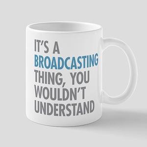 Broadcasting Mugs