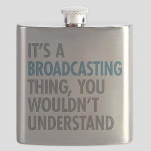 Broadcasting Flask