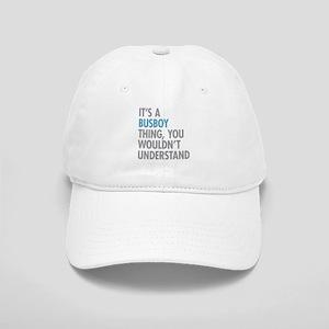 Busboy Thing Cap