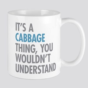 Cabbage Thing Mugs