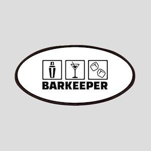 Barkeeper bartender Patch