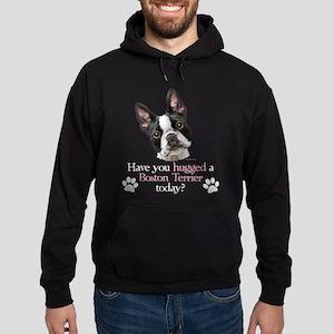 Boston Hug Hoodie (dark)