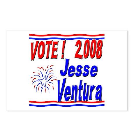 Vote Jesse Ventura Postcards (Package of 8)