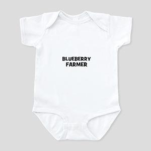 blueberry farmer Infant Bodysuit
