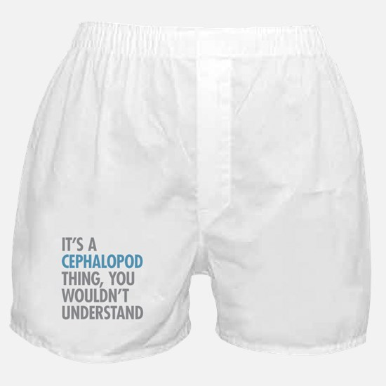 Cephalopod Thing Boxer Shorts