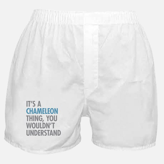Chameleon Thing Boxer Shorts