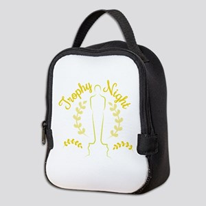 Trophy Night Neoprene Lunch Bag