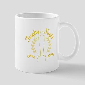 Trophy Night Mugs