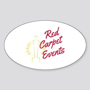 Red Carpet Events Sticker