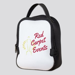 Red Carpet Events Neoprene Lunch Bag
