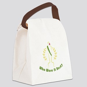 Wore It Best Canvas Lunch Bag