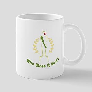 Wore It Best Mugs