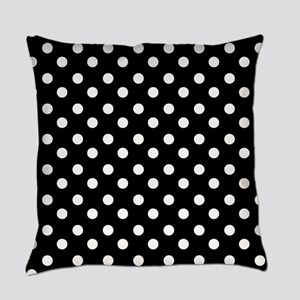 Black and White Polka Dots Pattern Gifts Everyday