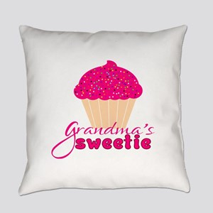Grandmas Sweetie Everyday Pillow