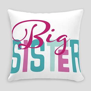 Big Sister Everyday Pillow