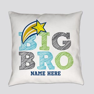 Star Big Bro Everyday Pillow