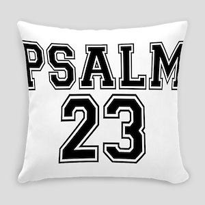Psalm 23 Bible Verse Everyday Pillow