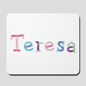 Teresa Princess Balloons Mousepad