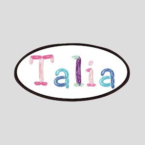 Talia Princess Balloons Patch