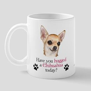 Chihuahua Hug Mug