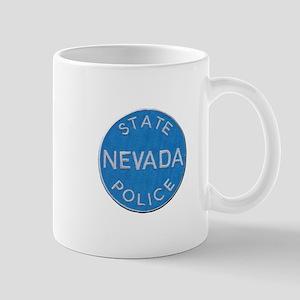 Nevada State Police Mugs