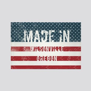 Made in Wilsonville, Oregon Magnets
