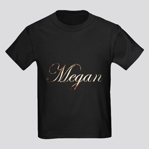 Gold Megan T-Shirt