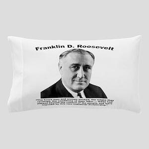 FDR: Dictatorship Pillow Case
