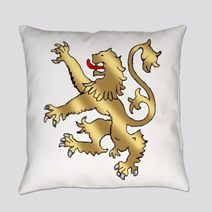 English Lion Rampant Everyday Pillow