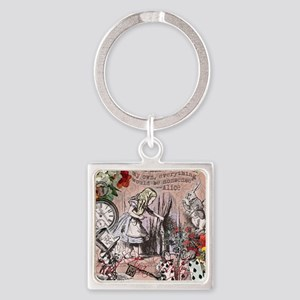 Alice in Wonderland Vintage Adventures Keychains