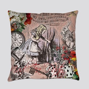 Alice in Wonderland Vintage Adventures Everyday Pi