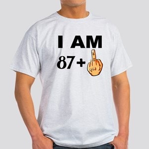 Middle Finger 88th Birthday T-Shirt