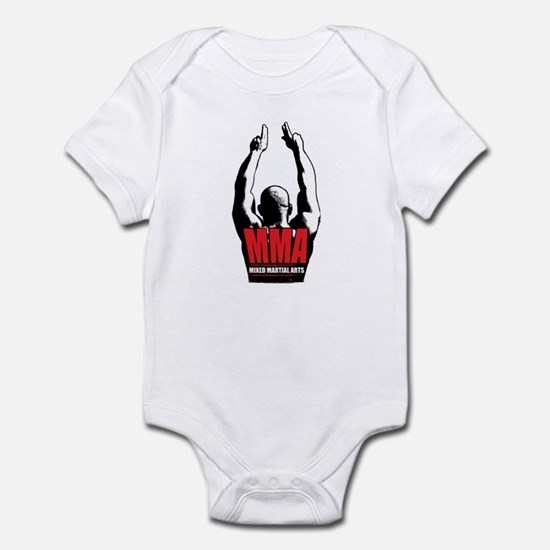 MMA Point to the Sky Infant Bodysuit
